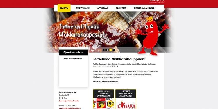 Oulun Lihakauppa Oy