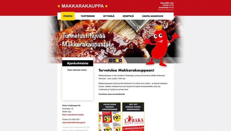 Lihakauppa Oulu